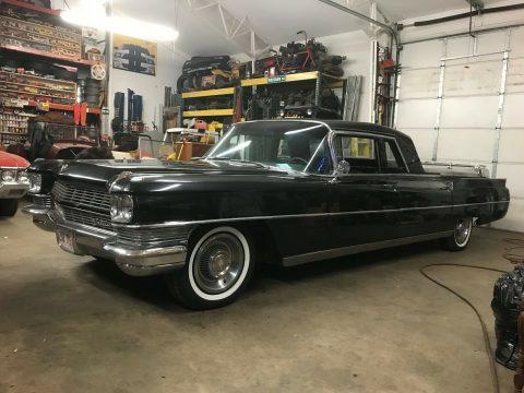 rare 1964 Cadillac Flower CAR hearse for sale
