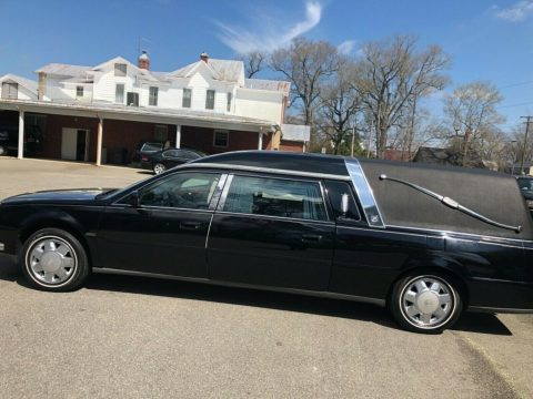 nice 2003 Cadillac Hearse for sale